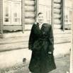 Семенова Евдокия Павловна в д. Баграмово